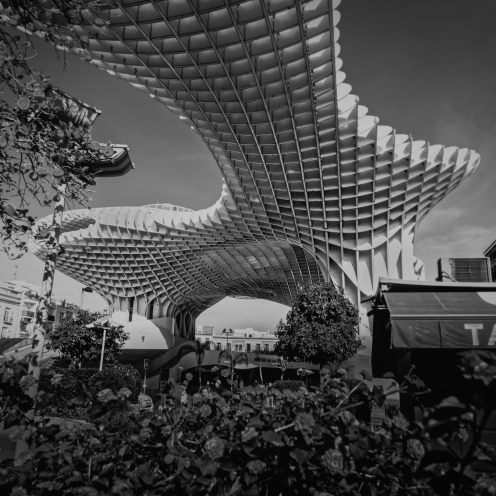 Noir et Blanc Seville